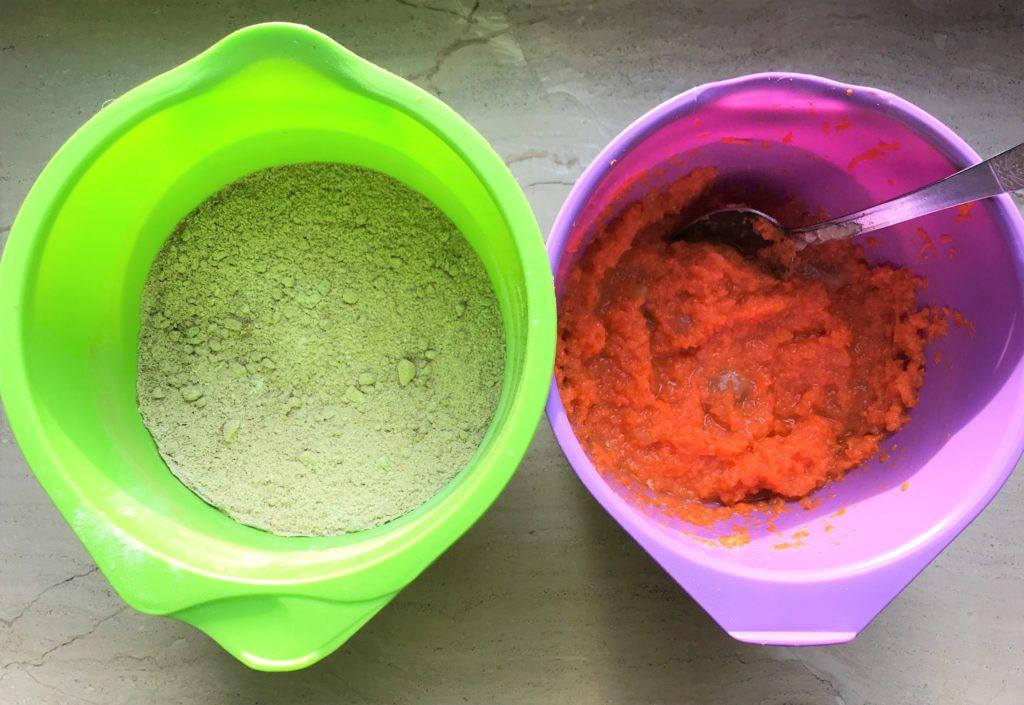 składniki suche i mokre