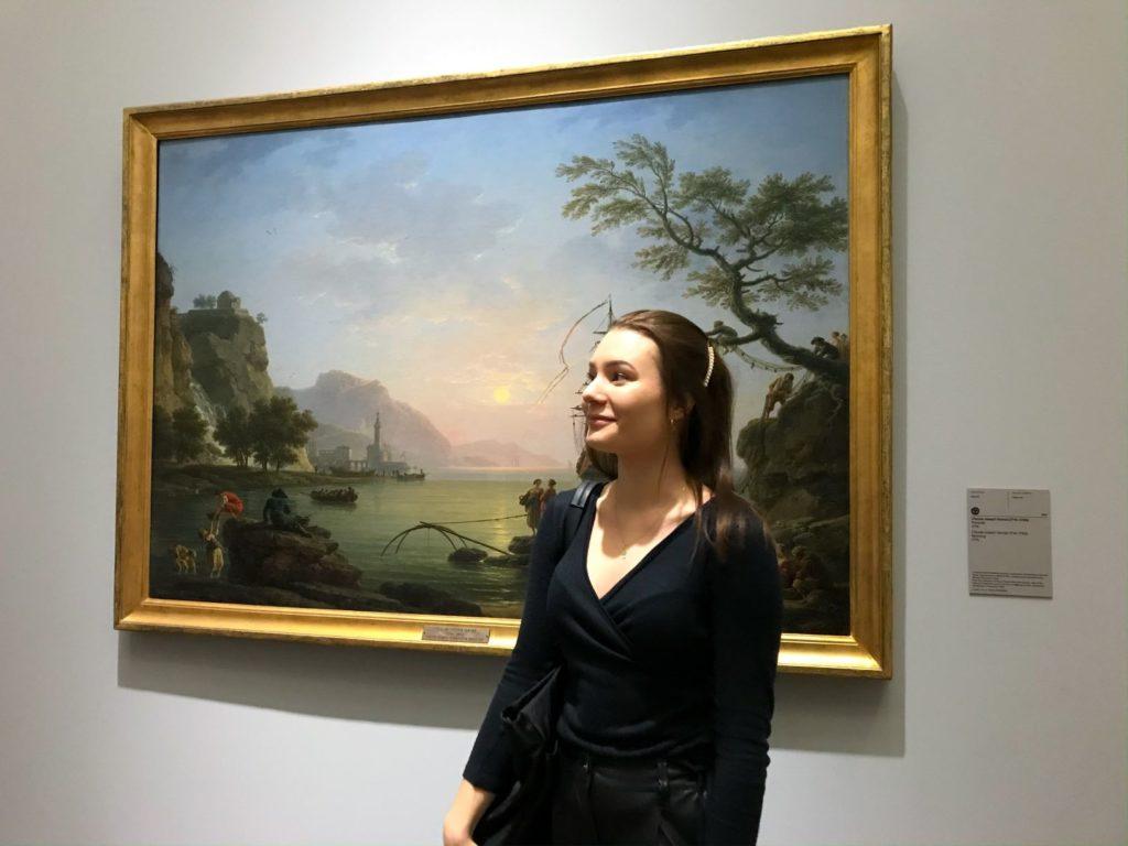Agata Roicka - studentka dietetyki